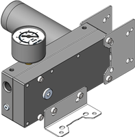 EDCO Classic Vacuum Pumps: Mounting Brackets