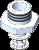 EDCO Cone Valves XP-F Series