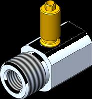EDCO ER Series Vacuum Pumps: Body Inline Pumps
