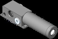 EDCO ER Series Vacuum Pumps: T12F Body