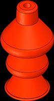 EDCO Egg Vacuum Cups
