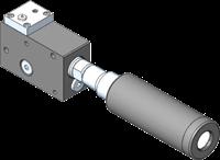 EDCO J Series Vacuum Pumps: Piloted Air-Supply