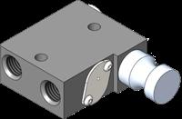 EDCO Low Profile Vacuum Connections