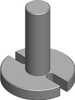 EDCO Post-Style Gripper Mounts