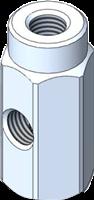 EDCO Side Vacuum Port Adapters