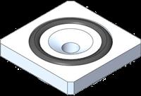EDCO T-Slot Adapters