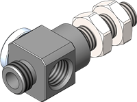EDCO Tee Adapters TA Series