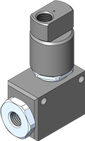 EDCO Vacuum Check with Release Check Valves