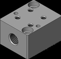 EDCO Vacuum Grippers: G 1/8 NPSF, G 3/8 Body