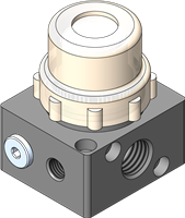 EDCO Vacuum Grippers: Integrated Filter