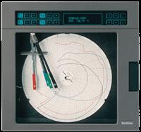 Model 392 Circular Chart Recorder