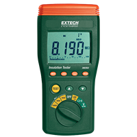 380363 Digital High Voltage Insulation Tester