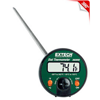 392050 Penetration Stem Dial Thermometer