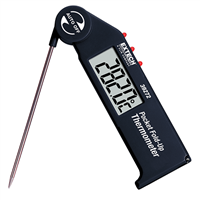 39272 Pocket Fold up Thermometer with Adjustable Probe