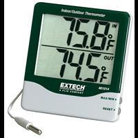 401014 Big Digit Indoor/Outdoor Thermometer