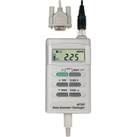 407355 Noise Dosimeter/Datalogger with PC Interface