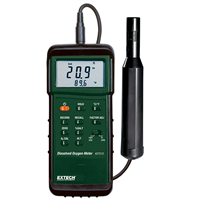 407510 Heavy-Duty Dissolved Oxygen Meter with PC Interface