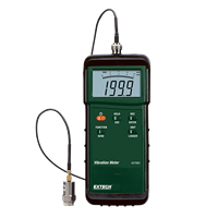 407860 Heavy-Duty Vibration Meter