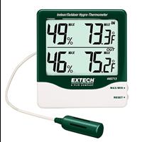 445713 Big Digit Indoor/Outdoor Hygro-Thermometer