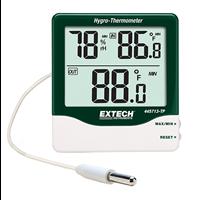 445713-TP Big Digit Indoor/Outdoor Hygro-Thermometer
