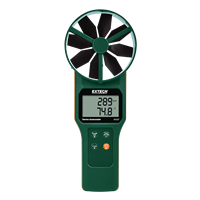 AN300 Large Vane CFM/CMM Thermo-Anemometer