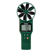 AN310 Large Vane CFM/CMM Anemometer/Psychrometer