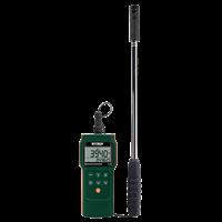AN340 CMM/CFM Anemometer/Psychrometer Datalogger