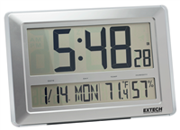 CTH10A Digital Clock/Hygro-Thermometer