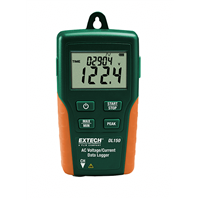 DL150 True RMS AC Voltage/Current Datalogger