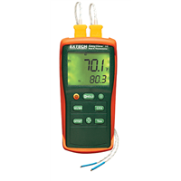 EA10 EasyView Dual Input Thermometer