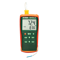EA11A EasyView Type K Single Input Thermometer