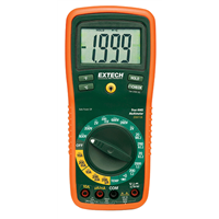 EX411A 8 Function True RMS Professional MultiMeter