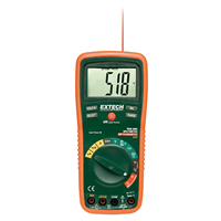 EX470 12 Function True RMS Professional MultiMeter + Infrared Thermometer
