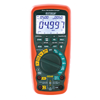 EX540 12 Function Wireless True RMS Industrial MultiMeter/Datalogger