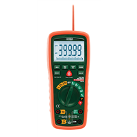 EX570 12 Function True RMS Industrial MultiMeter with IR Thermometer