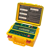 GRT300 4-Wire Earth Ground Resistance Tester