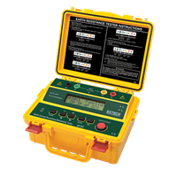 GRT350 4-Wire Earth Ground Resistance/Resistivity Tester