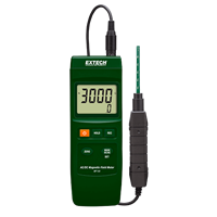 MF100 AC/DC Magnetic Field Meter