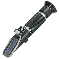 RF10 Portable Sucrose Brix Refractometer (0 to 32%)