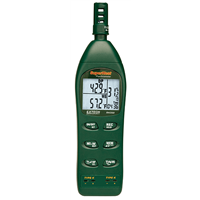 RH350 Dual Input Hygro-Thermometer Psychrometer