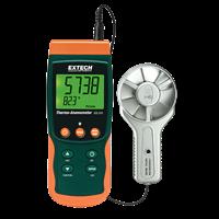 SDL300 Metal Vane Thermo-Anemometer/Datalogger