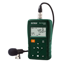 SL400 Personal Noise Dosimeter with USB Interface