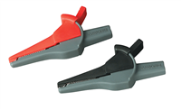 TL806 Double Insulated Alligator Clip