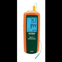 TM100 Type K/J Single Input Thermometer