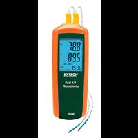 TM300 Type K/J Dual Input Thermometer