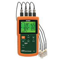 VB500 4-Channel Vibration Meter/Datalogger