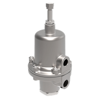 Model 66 Pneumatic Stainless Steel Regulator