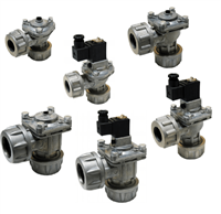 BDV Series Diaphragm Valve with Outer Threaded Connection