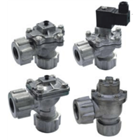 BRD Series Diaphragm Valve with Quick Fitting