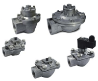 BRD Series Diaphragm Valve with Threaded Connection